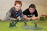 Boomarang War games