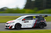 Race of Germany Nürburgring Nordschleife 2016  ETCC 2016 130 Sebastien Loeb Racing Peugeot 308 Racing Cup Teddy Clairet (FRA).  Testing © 2016 Musson/PSP. All Rights Reserved.