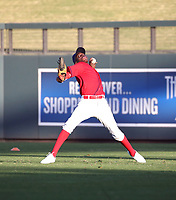 Louis Pierre participates in the MLB International Showcase at Salt River Fields on November 12-14, 2019 in Scottsdale, Arizona (Bill Mitchell)