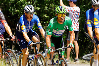 July 9th 2021. Carcassonne, Languedoc, France;   CAVENDISH Mark (GBR) of DECEUNINCK - QUICK-STEP during stage 13 of the 108th edition of the 2021 Tour de France cycling race, a stage of 219,9 kms between Nimes and Carcassonne.