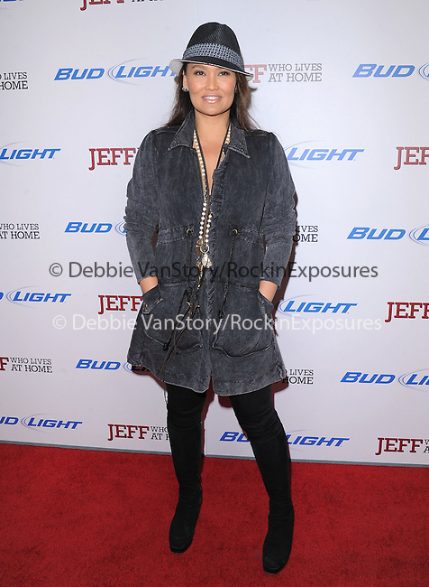 Tia Carrere at The Paramount Vantage JEFF,Who Lives at Home held at The DGA Theatre in West Hollywood, California on March 07,2012                                                                               © 2012 Hollywood Press Agency