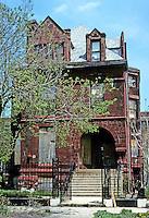 Chicago: Ruin, 1800 Block, S. Prairie. Photo '78.