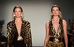 Seta Apparel show during the New York Fashion Week