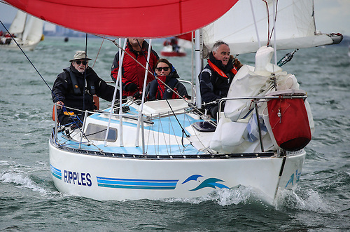 National Ruffian 23 honours will be decided at July's Volvo Dun Laoghaire Regatta this July