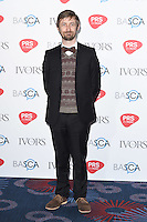 Neil Hannon<br /> arrives for the 2016 Ivor Novello Awards at the Grosvenor House Hotel, London.<br /> <br /> <br /> ©Ash Knotek  D3121  19/05/2016