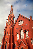 Calvary Baptist Church Chinatown Washington DC Architecture
