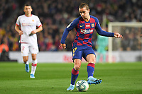 Antoine Griezmann<br /> 07/12/2019 <br /> Barcelona - Maiorca<br /> Calcio La Liga 2019/2020 <br /> Photo Paco Largo Panoramic/insidefoto <br /> ITALY ONLY