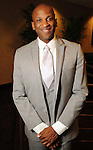 Donnie McClurkin at a gala celebrating 50 years of ministry for Bishop I.V. Hilliard at the New Light Christian Church August 31,2012.(Dave Rossman/For the Chronicle)