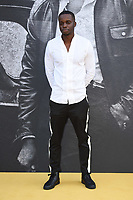 "Riaze Foster<br /> arriving for the premiere of ""Yardie"" at the BFI South Bank, London<br /> <br /> ©Ash Knotek  D3422  21/08/2018"