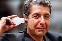 Leonard Cohen is back <br /> <br /> <br /> Toronto Star Archives - AQP