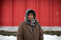 Usman Ali from Pakistan.<br />