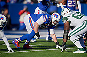 Buffalo Bills Kyle Williams (95) during an NFL football game against the New York Jets, Sunday, December 9, 2018, in Orchard Park, N.Y.  (Mike Janes Photography)