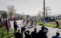 friday (working day) peloton drive-by<br /> <br /> 60th E3 Harelbeke (1.UWT)<br /> 1day race: Harelbeke › Harelbeke - BEL (206km)