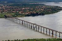Velha Marabá, cidade nova e nova Marabá, além de loteamentos na Transamazônica, pontes sobre os rios Tocantins e Itacaiunas, principais avenidas VP8, empresas.<br /> Marabá, Pará, Brasil.<br /> 20/05/2011