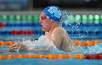 Luan Grobbelaar, 400m IM. Session 2 of the AON New Zealand Swimming Champs, National Aquatic Centre, Auckland, New Zealand. Tuesday 6 April 2021 Photo: Simon Watts/www.bwmedia.co.nz
