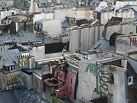 Francia Parigi tetti