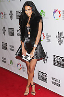 LOS ANGELES, CA, USA - OCTOBER 14: Lilly Ghalichi arrives at the Marco Marco: Collection Three 2015 Runway Presentation held at the Viviana Cathedral on October 14, 2014 in Los Angeles, California, United States. (Photo by Rudy Torres/Celebrity Monitor)