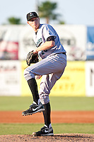 Graham Johnson (26) of the Jupiter Hammerheads during a game vs. the Daytona Cubs May 27 2010 at Jackie Robinson Ballpark in Daytona Beach, Florida. Daytona won the game against Jupiter by the score of 8-3.  Photo By Scott Jontes/Four Seam Images