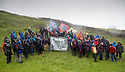 27/04/19<br /> <br /> Walkers brave atrocious weather conditions to celebrate the 70th anniversary of the passing of the National Parks and Access to the Countryside Act in 1949 at a rally in Winnats Pass, Castleton, which is cared for by the National Trust. The Peak District National Park was the first to be created in 1951.<br /> <br /> <br /> The annual Spirit of Kinder event, managed in partnership with the Kinder and High Peak Advisory Committee and the National Trust, will this year take place <br /> <br /> All Rights Reserved, F Stop Press Ltd +44 (0)7765 242650  www.fstoppress.com rod@fstoppress.com