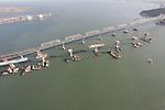 Construction Site of the New Bay Bridge