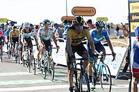 3rd September 2020; Le Teil to Mont Aigoual , France. Tour de France cycling tour, stage 6; Jumbo - Visma Dumoulin, Tom Mont Aigoual