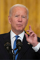 OCT 13 Biden Remarks Addressing Global Transportation Supply Chain Bottlenecks