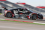 Ian Baas (52), Driver of APR Motorsports LTD.UK Audi R8 Grand-Am in action during the Grand-Am of the Americas practice and qualifying sessions at the Circuit of the Americas race track in Austin,Texas...