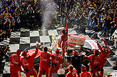 #20: Christopher Bell, Joe Gibbs Racing, Toyota Camry Rheem wins Xfinity race in Richmond