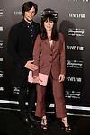 Jordi Rosello and Nika attends to the honorific event of Vanity Fair in Madrid, Spain. December 01, 2016. (ALTERPHOTOS/BorjaB.Hojas)