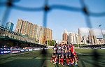 General Scenes during day 2 of the 2014 GFI HKFC Tens at the Hong Kong Football Club on 27 March 2014. Photo by Mike Pickles  / Power Sport Images