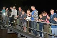 ZWEMMEN: FRYSLÂN: 18-08-2018, Elfstedenzwemtocht, Maarten van der Weijden, Molkwerum, ©foto Martin de Jong