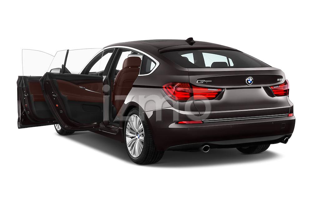 Car images of a 2015 BMW 5 Series 535I Luxury 5 Door Hatchback 2WD Doors