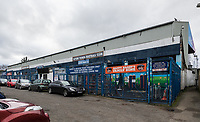 General ground view of Kenilworth Road, home of Luton Town<br /> <br /> Photographer David Horton/CameraSport<br /> <br /> The EFL Sky Bet Championship - Luton Town v Blackburn Rovers - Saturday 21st November 2020 - Kenilworth Road - Luton<br /> <br /> World Copyright © 2020 CameraSport. All rights reserved. 43 Linden Ave. Countesthorpe. Leicester. England. LE8 5PG - Tel: +44 (0) 116 277 4147 - admin@camerasport.com - www.camerasport.com