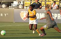 The Atlanta Beat starting 11. The Atlanta Beat tied with the Philadelphia Independence 2-2,  June 23, 2010 at the KSU/ Atlanta Beat Stadium in Kennesaw, GA.