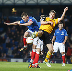 Lee McCulloch and Michael McGowan
