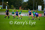Action from St Brendan's v Ballyduff in round 2 of the County Hurling Championship