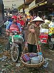 Hanoi, Vietnam, as interpreted with an iPhone.