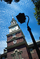 Tower of Independence Hall, Philadelphia, Pennsylvania