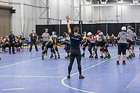 106 Blue Ridge Rollergirls vs Sailor City Rollers