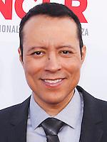 PASADENA, CA, USA - OCTOBER 10: Yancey Arias arrives at the 2014 NCLR ALMA Awards held at the Pasadena Civic Auditorium on October 10, 2014 in Pasadena, California, United States. (Photo by Celebrity Monitor)