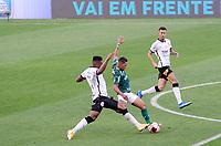 São Paulo (SP), 16/05/2021 - CORINTHIANS-PALMEIRAS - Rony, do Palmeiras. Corinthians e Palmeiras se enfrentam em semifinal do Campeonato Paulista 2021, na Neo Quimica Arena, tarde deste domingo (16).