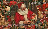 Liz,CHRISTMAS SANTA, SNOWMAN, WEIHNACHTSMÄNNER, SCHNEEMÄNNER, PAPÁ NOEL, MUÑECOS DE NIEVE, paintings+++++,USHCLD0132E,#x#