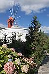 Spain, Canary Islands, La Palma, near Villa de Mazo: pottery and museum El Molino