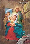 Sue Allison, HOLY FAMILIES, paintings, BRTOCH08743,#XR# Weihnachten, Navidad, illustrations, pinturas