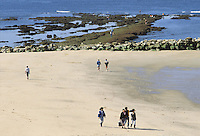- the Tarifa Beach....- la spiaggia di Tarifa......