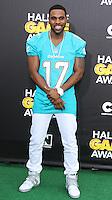 SANTA MONICA, CA, USA - FEBRUARY 15: Jason Derulo at the 4th Annual Cartoon Network Hall Of Game Awards held at Barker Hangar on February 15, 2014 in Santa Monica, California, United States. (Photo by David Acosta/Celebrity Monitor)