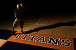 Cal State Fullerton Athlete Portraits
