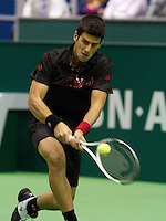 13-2-10, Rotterdam, Tennis, ABNAMROWTT,, Novak Djokovic