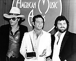 Larry Gatlin and The Gatlin Brothers 1981 American Music Awards.© Chris Walter.