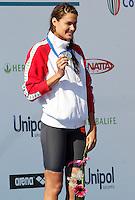 Zsuzsanna Jakabos  Ungheria 200 m. farfalla<br /> Trofeo Settecolli di nuoto al Foro Italico, Roma, 14 giugno 2013.<br /> Sevenhills swimming trophy in Rome, 14 June 2013.<br /> UPDATE IMAGES PRESS/Isabella Bonotto